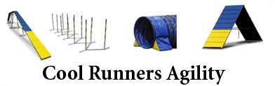 Cool Runners - Cooling Coats & Agility Equipment