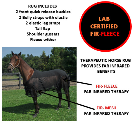 Vet Therapy - Therapeutic Horse Rugs